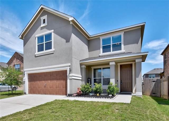 12312 Noel Bain Cv, Del Valle, TX 78617 (#1195616) :: Papasan Real Estate Team @ Keller Williams Realty