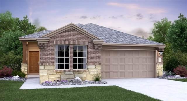 117 Concho Brook Bend, Georgetown, TX 78626 (#1195699) :: Ben Kinney Real Estate Team