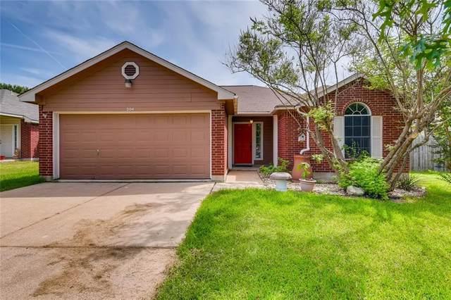 204 Bailey Loop, Kyle, TX 78640 (#1198222) :: Papasan Real Estate Team @ Keller Williams Realty