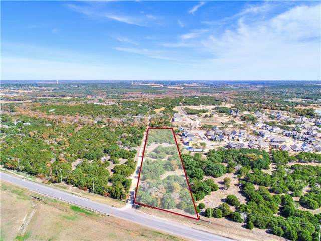 50 High Gabriel E (183A), Leander, TX 78641 (MLS #1201326) :: Vista Real Estate