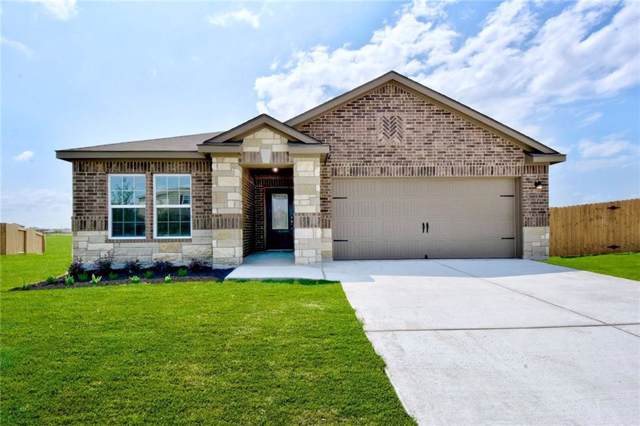 13708 Henry A. Wallace Ln, Manor, TX 78653 (#1202990) :: Douglas Residential