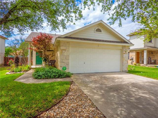 17302 Casa Piedra Pl, Round Rock, TX 78664 (#1204935) :: Ben Kinney Real Estate Team