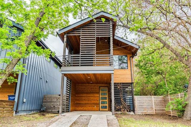 2500 Juanita St B, Austin, TX 78704 (#1205071) :: Azuri Group | All City Real Estate