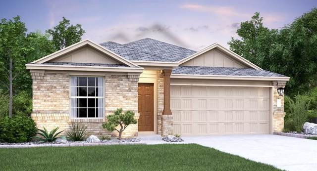313 Cosmos Ln, Jarrell, TX 76537 (#1208488) :: The Gregory Group