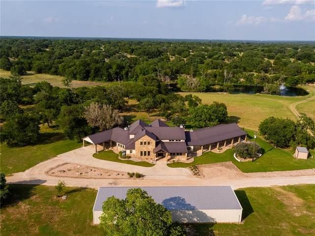9420 Fm 2843, Salado, TX 76571 (#1208705) :: Papasan Real Estate Team @ Keller Williams Realty