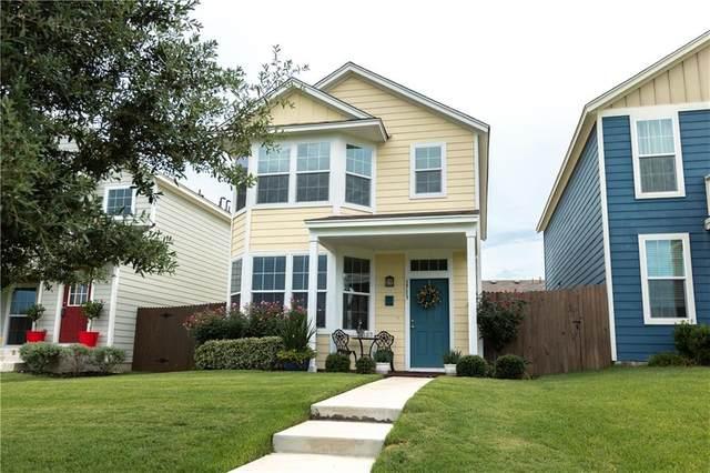 1713 Arbor Knot Dr, Kyle, TX 78640 (#1208919) :: Papasan Real Estate Team @ Keller Williams Realty