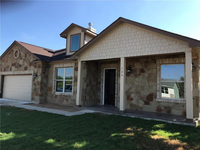 124 Naalehu Ct, Bastrop, TX 78602 (#1209160) :: Realty Executives - Town & Country