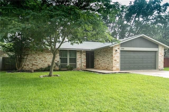 3306 Lonesome Trl, Georgetown, TX 78628 (#1209380) :: Papasan Real Estate Team @ Keller Williams Realty