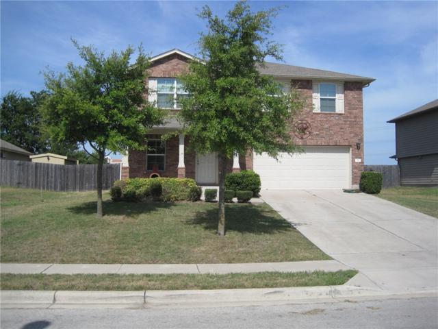 311 Lidell St, Hutto, TX 78634 (#1210263) :: Watters International