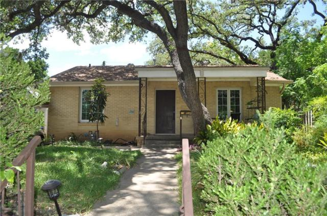 1316 Bonham Ter, Austin, TX 78704 (#1210311) :: Watters International