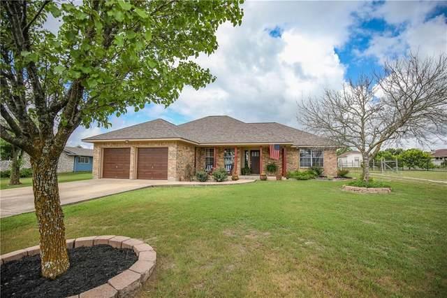101 Family Cir, Hutto, TX 78634 (#1213886) :: Papasan Real Estate Team @ Keller Williams Realty