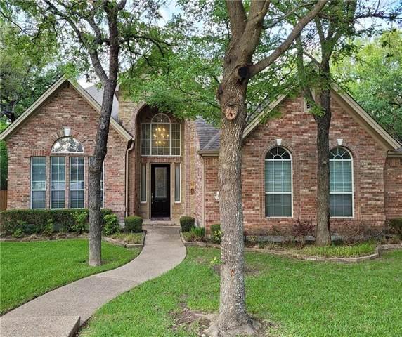 1617 Mesa Verde Dr, Round Rock, TX 78681 (#1215902) :: Zina & Co. Real Estate