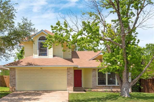 900 Clearwater Trl, Round Rock, TX 78664 (#1216401) :: Zina & Co. Real Estate