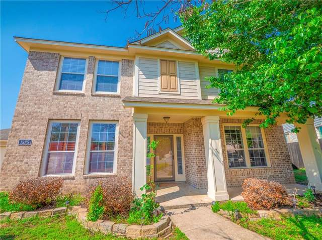 1385 Estival Cir, Kyle, TX 78640 (#1218098) :: Lucido Global