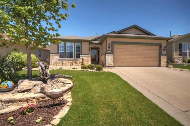 131 Prairie Creek Trl, Georgetown, TX 78633 (#1218178) :: Sunburst Realty