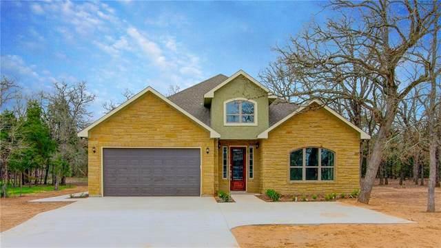 145 Romeria Dr, Cedar Creek, TX 78612 (#1219689) :: The Heyl Group at Keller Williams