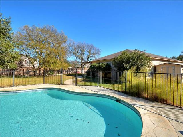 300 Wind Hollow Dr, Georgetown, TX 78633 (#1220135) :: 12 Points Group
