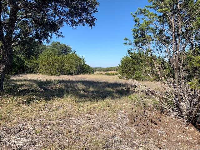 Lot 175 Blackbuck Ridge Dr, Lampasas, TX 76550 (#1220920) :: The Heyl Group at Keller Williams