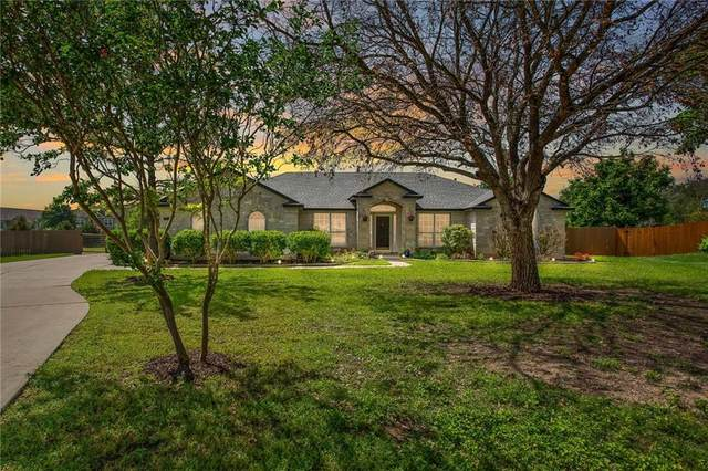 410 Calico Bush Ln, Round Rock, TX 78664 (#1221598) :: Lucido Global