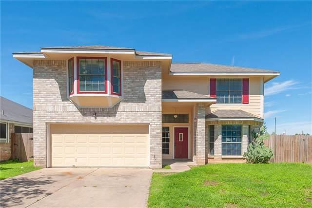 4614 Sojourner St, Austin, TX 78725 (#1222535) :: Douglas Residential