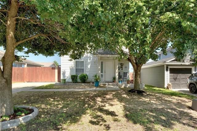 13517 Briarcreek Loop, Manor, TX 78653 (#1223580) :: Tai Earthman | Keller Williams Realty