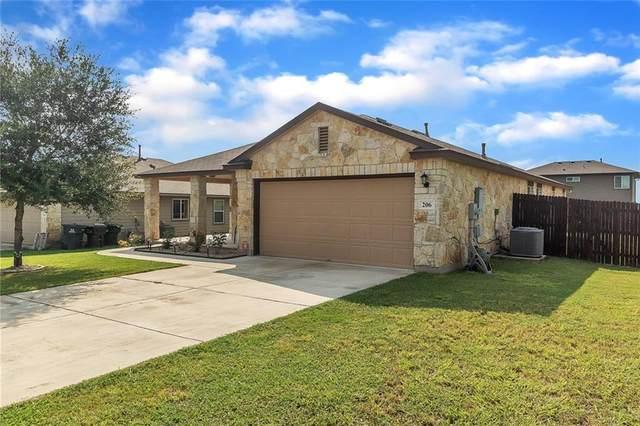 206 Brazoria Trl, San Marcos, TX 78666 (#1223943) :: Papasan Real Estate Team @ Keller Williams Realty