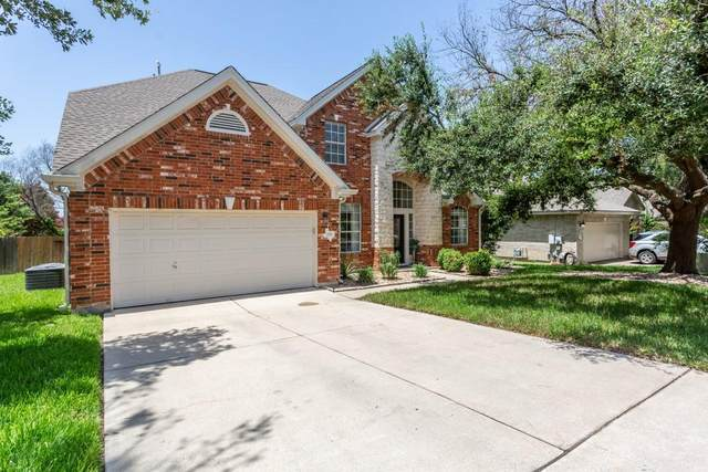 1506 Laurel Oak Loop, Round Rock, TX 78665 (#1224295) :: Papasan Real Estate Team @ Keller Williams Realty
