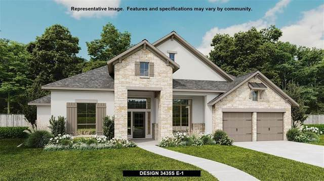 104 Catani Loop, Georgetown, TX 78628 (#1224925) :: RE/MAX Capital City