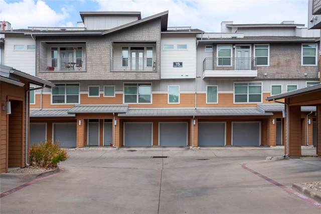 2606 Wilson St #1503, Austin, TX 78704 (#1225212) :: Ben Kinney Real Estate Team