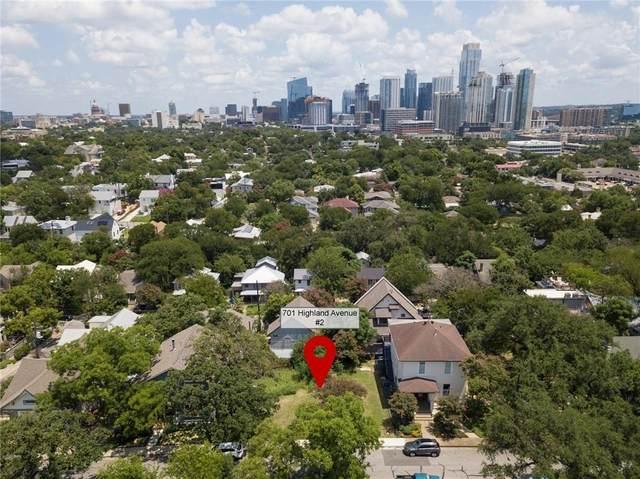 701 Highland Ave #2, Austin, TX 78703 (#1226701) :: Ben Kinney Real Estate Team