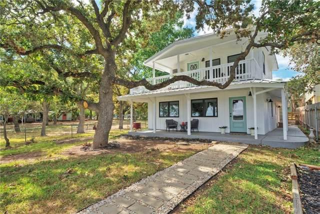 902 Hill Circle West Dr, Granite Shoals, TX 78654 (#1228994) :: Kourtnie Bertram | RE/MAX River Cities