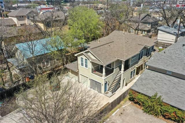 702 Franklin Blvd, Austin, TX 78751 (#1230429) :: The Perry Henderson Group at Berkshire Hathaway Texas Realty