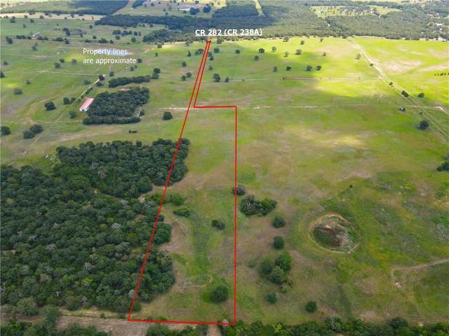 TBD County Road 238A #21, Cameron, TX 76520 (#1232072) :: Green City Realty
