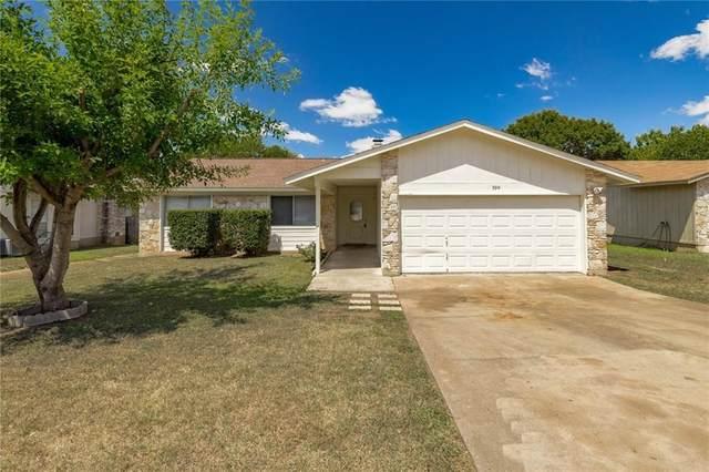 3914 Stoney Hl, Round Rock, TX 78681 (#1234472) :: Resident Realty