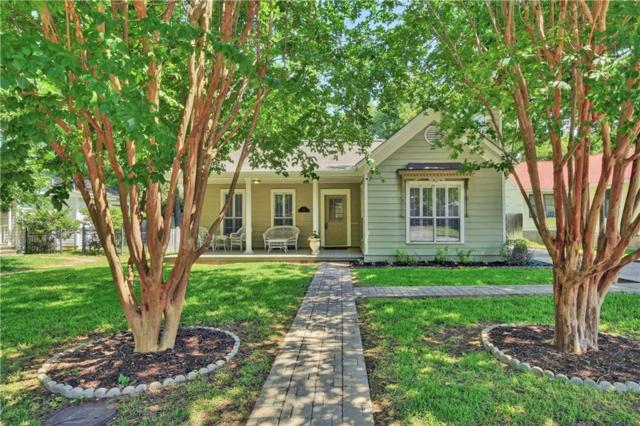 405 E 10th St, Georgetown, TX 78626 (#1237274) :: The Perry Henderson Group at Berkshire Hathaway Texas Realty