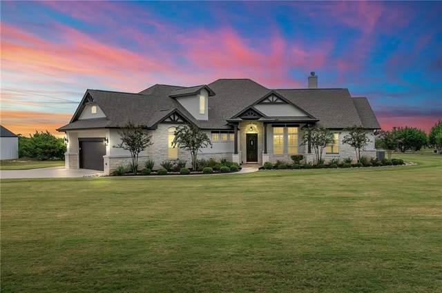 410 Sunny Slope Rd, Liberty Hill, TX 78642 (#1237852) :: Papasan Real Estate Team @ Keller Williams Realty