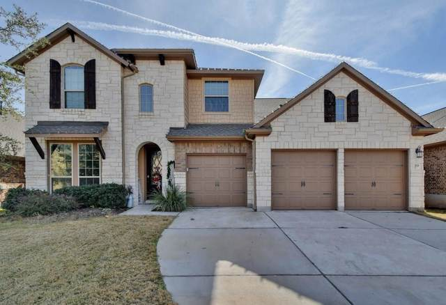 253 Norcia Loop, Liberty Hill, TX 78642 (#1239666) :: Ben Kinney Real Estate Team