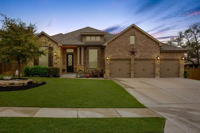 3884 Skyview Way, Round Rock, TX 78681 (#1240039) :: Watters International