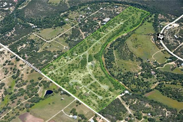 312 Onion Creek Ln, Driftwood, TX 78619 (#1240400) :: 12 Points Group