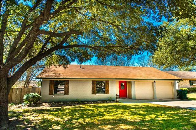 2211 Donna Dr, Taylor, TX 76574 (#1242202) :: 12 Points Group