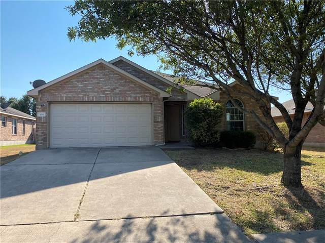 109 Fossil Trl, Leander, TX 78641 (#1242426) :: ONE ELITE REALTY