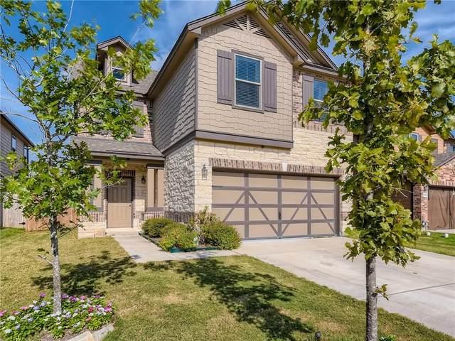 13806 First Lady St, Manor, TX 78653 (#1243383) :: Papasan Real Estate Team @ Keller Williams Realty