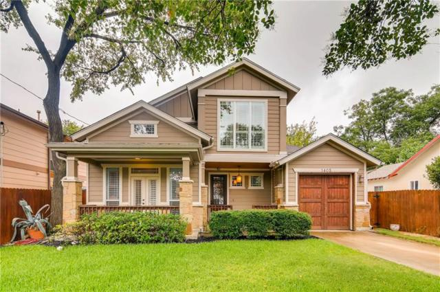 1405 W 51st St, Austin, TX 78756 (#1243735) :: The Perry Henderson Group at Berkshire Hathaway Texas Realty