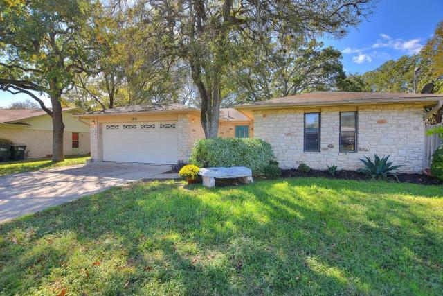 3414 Lonesome Trl, Georgetown, TX 78628 (#1243780) :: KW United Group