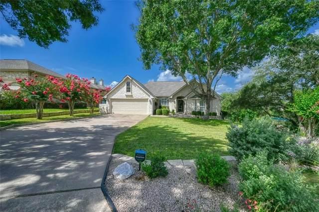 204 Gateway Cir, Marble Falls, TX 78654 (#1245274) :: Papasan Real Estate Team @ Keller Williams Realty