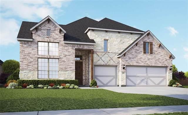 129 Barton Run Dr, Georgetown, TX 78628 (#1245325) :: Service First Real Estate