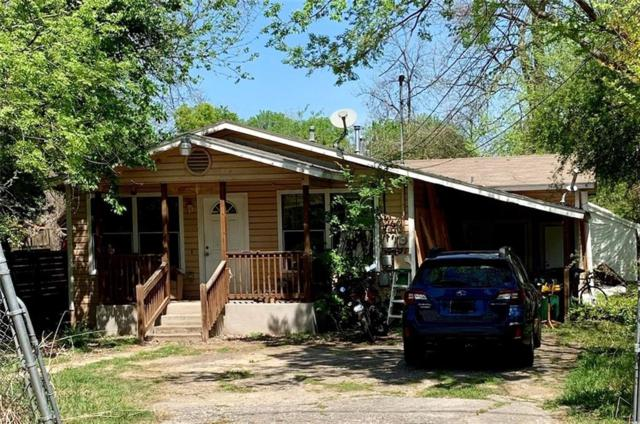 2916 Gonzales St, Austin, TX 78702 (#1245741) :: Ben Kinney Real Estate Team