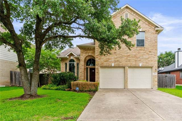 3610 Eagles Nest St, Round Rock, TX 78665 (#1246611) :: Zina & Co. Real Estate