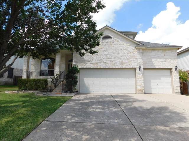 14812 Banbridge Trl, Austin, TX 78717 (#1248075) :: The Heyl Group at Keller Williams