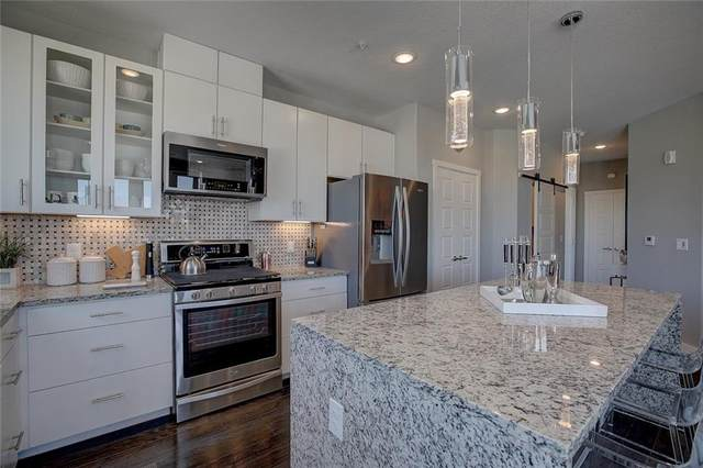 810 S Rock St #401, Georgetown, TX 78626 (#1248741) :: The Perry Henderson Group at Berkshire Hathaway Texas Realty